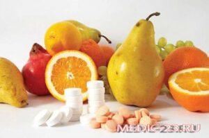 Витамины для городских жителей