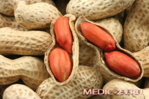 Польза арахиса для здоровья