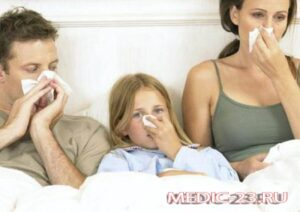 быстро справиться с простудой
