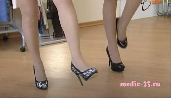 Носить или не носить каблуки?